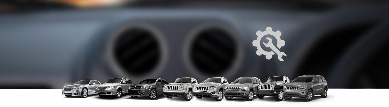 Chrysler Jeep Dodge Servicing
