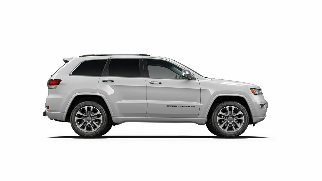Jeep Grand Cherokee MY17 Range