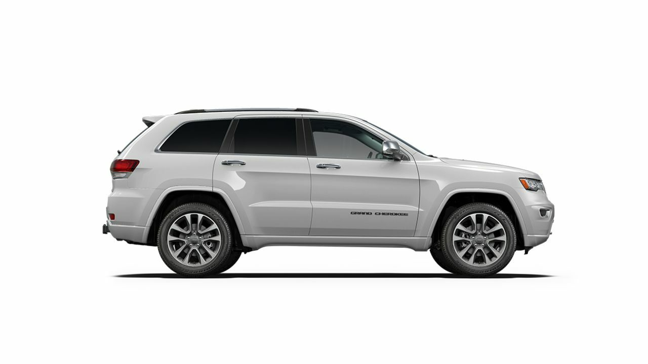 Jeep Grand Cherokee MY17