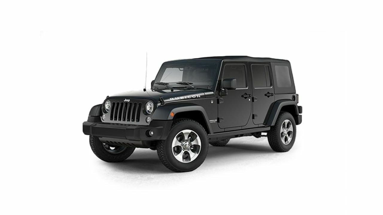 Wrangler Unlimited Rubicon