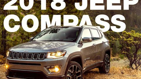 ALL-NEW 2018 JEEP COMPASS