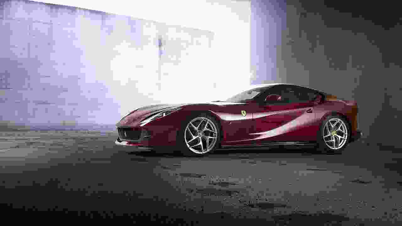 812 Superfast Configurator