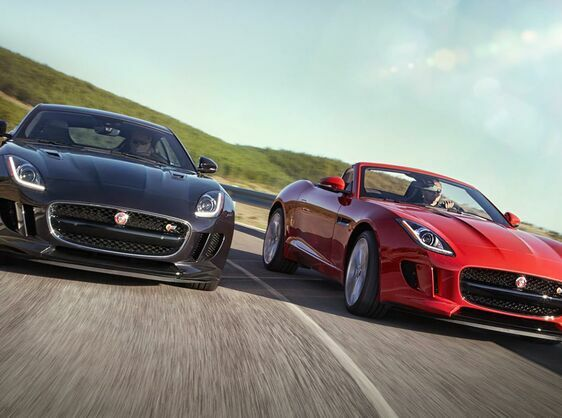 F-TYPE BUSINESS CONTRACT HIRE