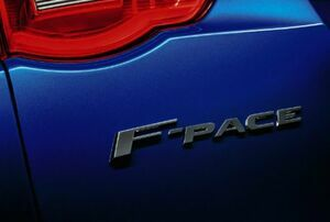 F-PACE PERSONAL CONTRACT HIRE