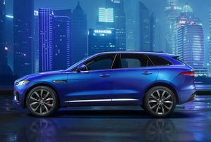 JAGUAR PREVIEWS ALL-NEW F-PACE AHEAD OF FRANKFURT IAA WORLD DEBUT