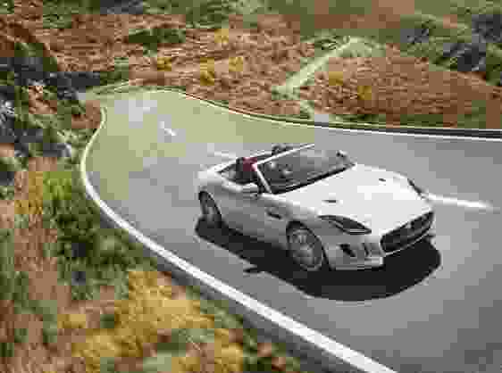 F-TYPE CONVERTIBLE 0% PERSONAL CONTRACT PURCHASE