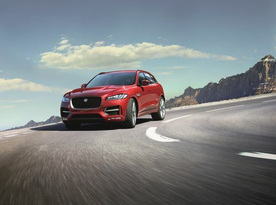 Jaguar F-PACE - Personal Contract Purchase