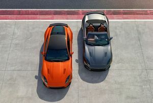 THE NEW 200MPH JAGUAR F-TYPE SVR TO MAKE GLOBAL DEBUT AT GENEVA