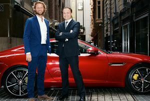 JAGUAR LAND ROVER ANNOUNCES PARTNERSHIP WITH MERIVALE