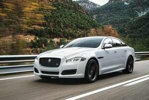JAGUAR XJ RESETS THE STANDARD FOR LUXURY, DESIGN AND DYNAMICS