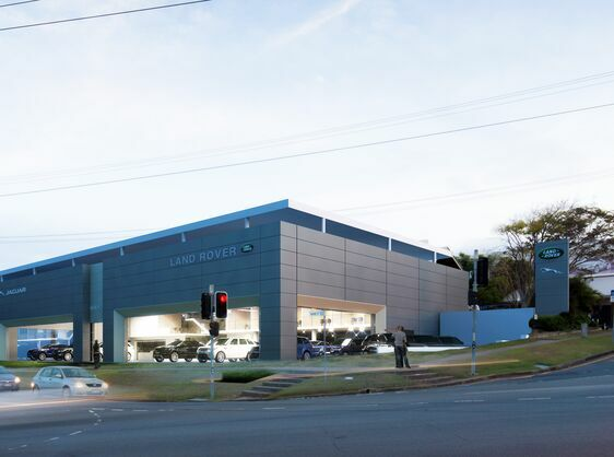 BRUCE LYNTON JAGUAR LAND ROVER RELOCATES WHILST STATE OF THE ART FACILITY IS BUILT IN SOUTHPORT