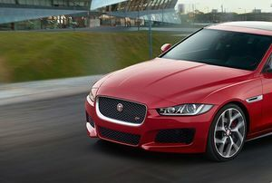 The Jaguar XE S – balance, perfected