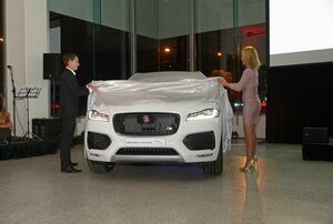 THE ALL-NEW JAGUAR F-PACE HAS ARRIVED AT BRUCE LYNTON JAGUAR