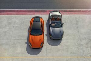 NEW JAGUAR F-TYPE SVR ARRIVING SOON TO BRUCE LYNTON JAGUAR