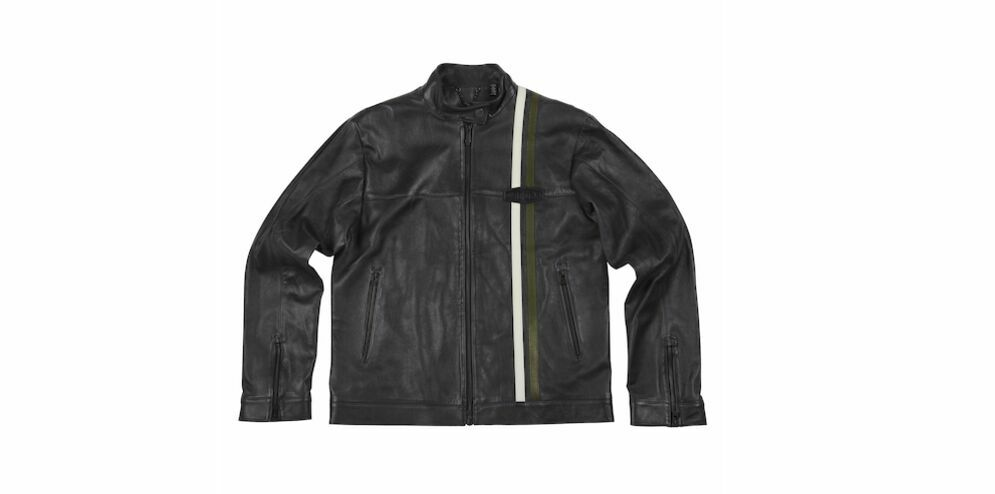 MEN'S HERITAGE LEATHER JACKET