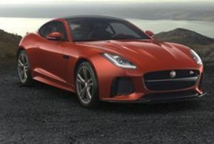 The New F-TYPE SVR - On the Roads and the Movie Screens
