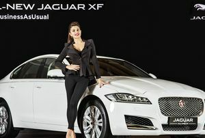 JAGUAR LAUNCHES THE ALL-NEW XF IN INDIA STARTING FROM ₹ 49.50 LAKH
