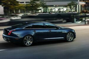XJ RECOGNISED AS BEST LUXURY CAR IN TOTAL QUALITY IMPACT SURVEY