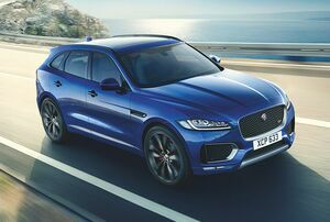 JAGUAR F-PACE REVIEWS