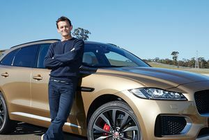 JAGUAR ANNOUNCES NEW BRAND AMBASSADOR ADAM GILCHRIST