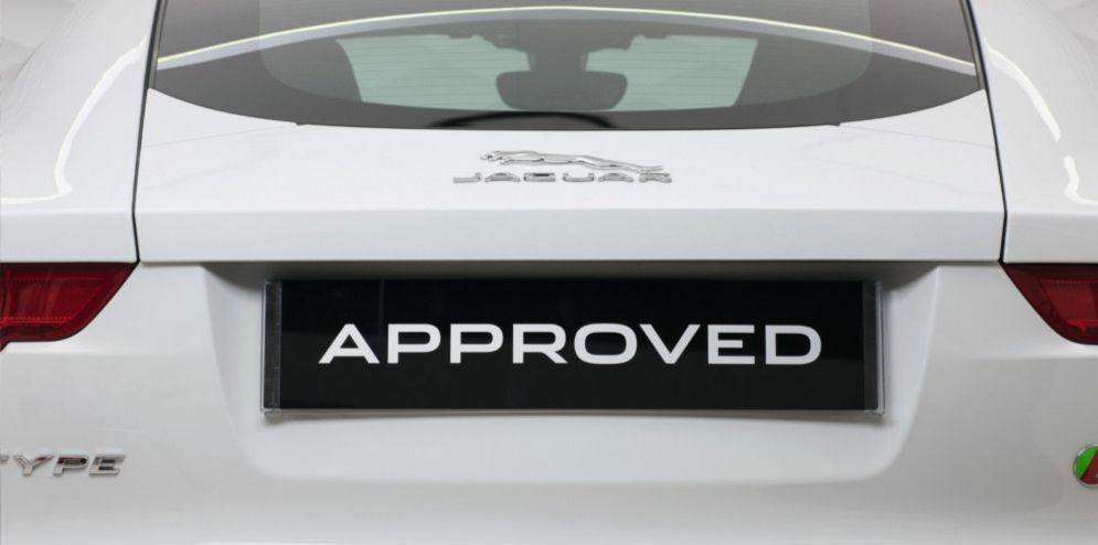 JAGUAR APPROVED 認定中古車 1.9 % SPECIAL LOAN