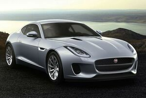 F-TYPE COUPE R-DYNAMIC 2.0 300PS TURBOCHARGED PETROL AUTO RWD REPRESENTATIVE EXAMPLE.