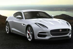 F-TYPE COUPE R-DYNAMIC P300 2.0 i4 Turbocharged 300PS RWD 2 Door 8-speed Automatic.