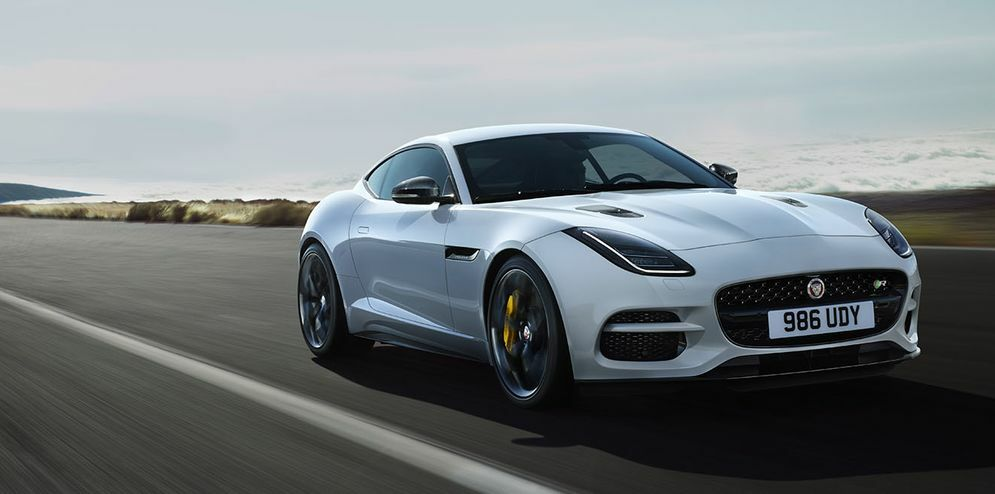 Jaguar F-TYPE Service Plans