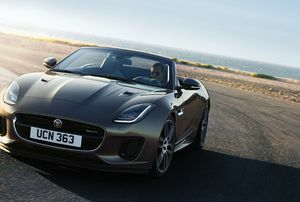 F-TYPE CONVERTIBLE R-DYNAMIC P300 2.0 I4 TURBOCHARGED 300PS RWD 2 DOOR 8-SPEED AUTOMATIC
