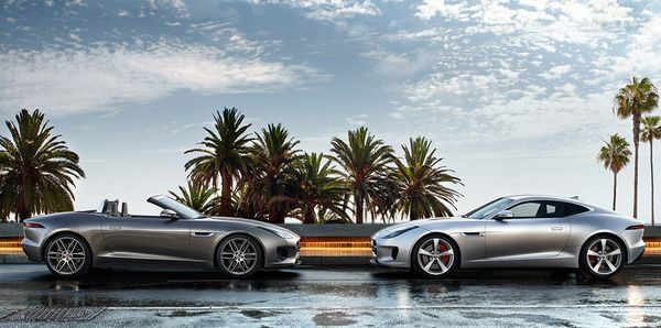 JAGUAR F-TYPE OFFERS
