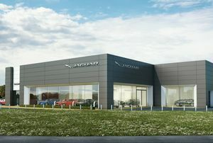 NEW JAGUAR STATE-OF-THE-ART DEALERSHIP COMING TO GLASGOW