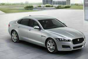 XF R-SPORT 2.0 L PETROL 200PS RWD 4 DR 8-SPEED AUTOMATIC