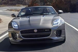 FRESH LOOK FOR NEW JAGUAR F-TYPE