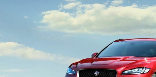 jaguar f pace led headlights
