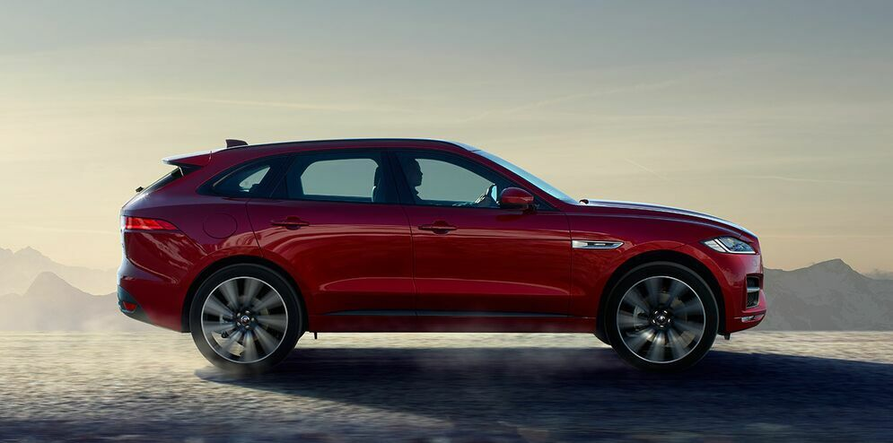JAGUAR F-PACE NOW IN 2.0 Turbo<br>FROM $598,000