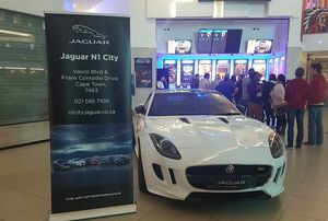 The Fast and Furious Jaguar F-TYPE