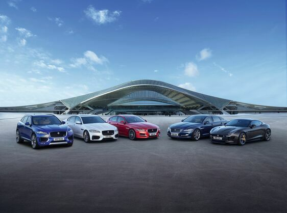 Jaguar Range offer