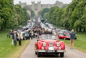 JAGUAR CLASSIC KICKS OFF A SUMMER OF CELEBRATIONS AT ROYAL WINDSOR JAGUAR FESTIVAL