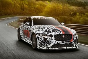 SVO UNLEASHES JAGUAR XE SV PROJECT 8: THE MOST EXTREME PERFORMANCE JAGUAR EVER