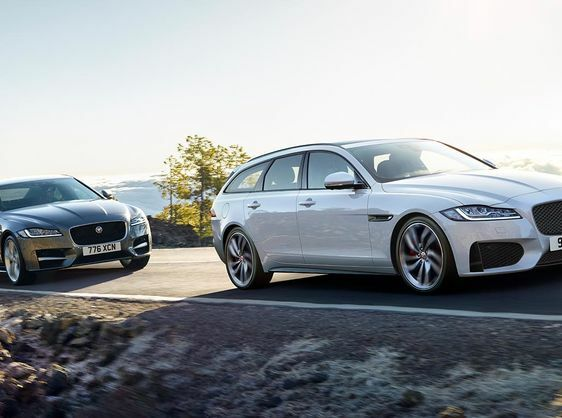 Jaguar XF & XF Sportbrake at 0% APR - Personal Contract Purchase