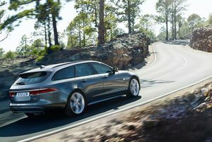 XF SPORTBRAKE PERSONAL CONTRACT PURCHASE