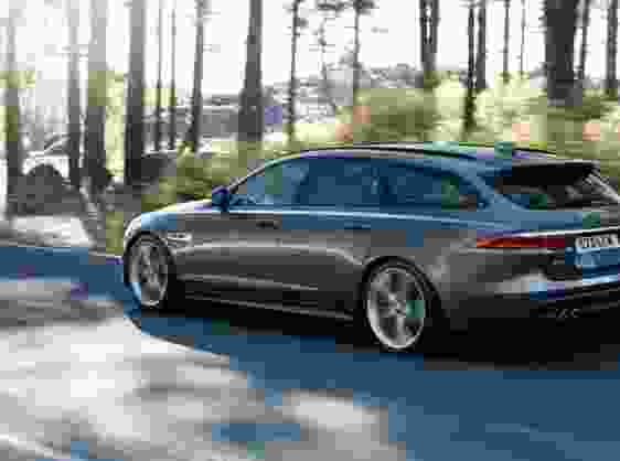 XF SPORTBRAKE BUSINESS CONTRACT HIRE