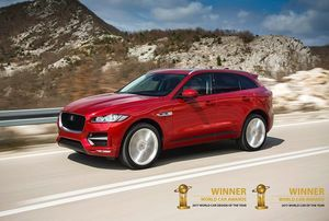 JLR Stellenbosch presents you with the WCOTY