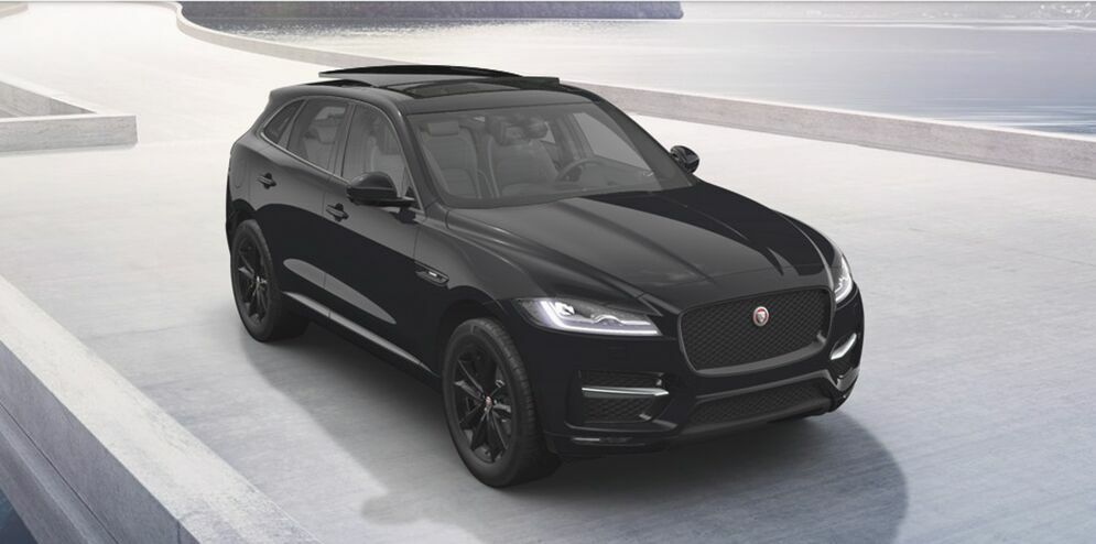F-PACE R-SPORT GASOLINA