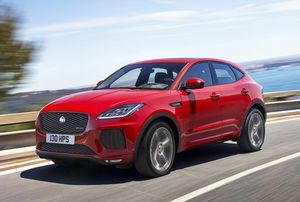 JAGUAR E-PACE – THE COMPACT PERFORMANCE SUV WITH SPORTS CAR LOOKS