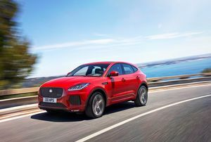 JAGUAR E-PACE BUILT ON TWO CONTINENTS TO SATISFY CUSTOMER DEMAND