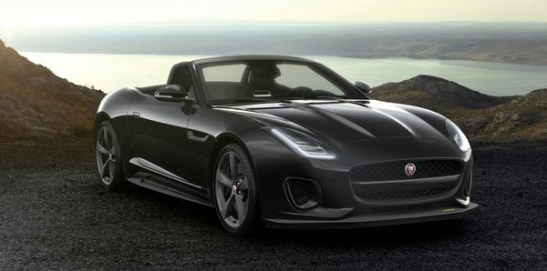 F-TYPE 400 SPORT CONVERTIBLE