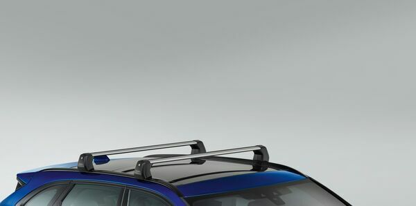 CARRYING AND TOWING – ROOF RAILS & CROSS BAR