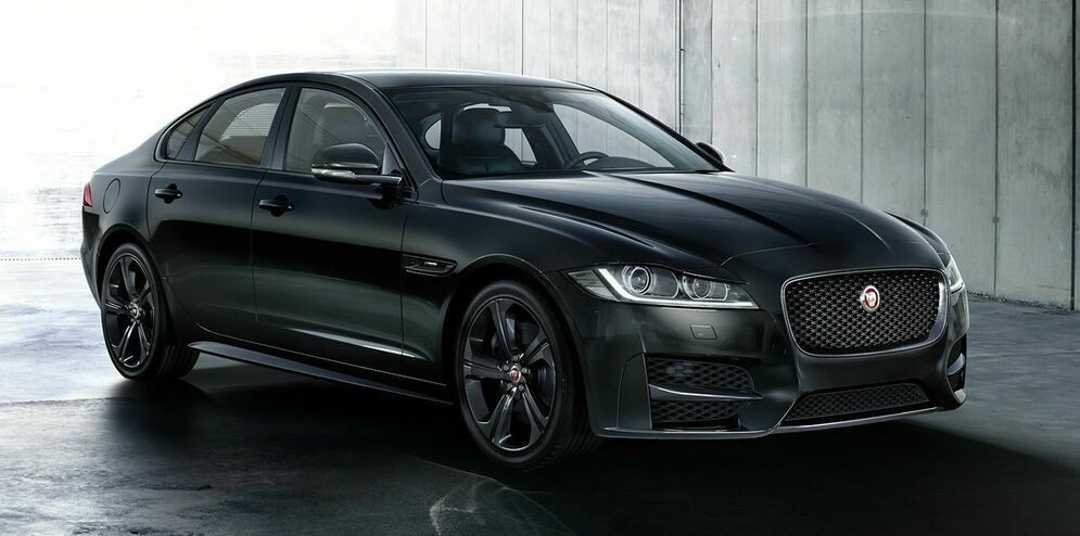 ​Jaguar XF R-SPORT Black Edition