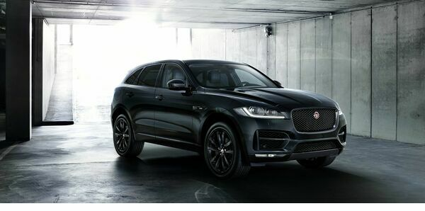 JAGUAR F-PACE S BLACK EDITION
